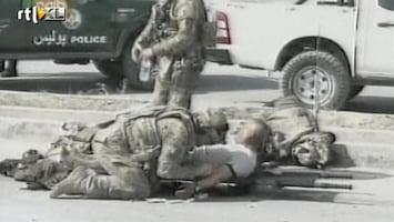 RTL Nieuws Drie doden bij zelfmoordaanslag Kabul