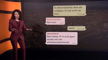 Deze bom ligt onder het Nederlandse personeelsbeleid