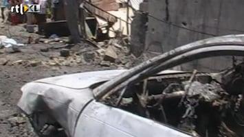 RTL Nieuws Rust voorbij na aanslag in Mogadishu