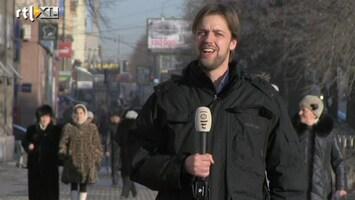 RTL Nieuws De dag na de meteoriet in Tsjeljabinsk