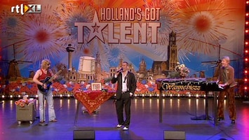 Holland's Got Talent De Wannabiezz (zang)