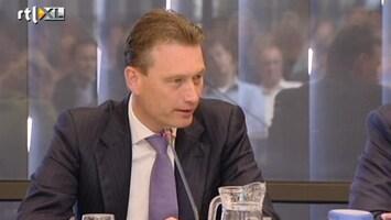 RTL Nieuws Zijlstra emotioneel in debat langstudeerboete