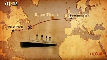 RTL Nieuws Bijzondere herdenkingstocht Titanic