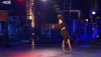 So You Think You Can Dance Auditie Sven