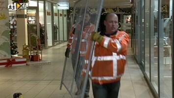 RTL Nieuws Stutten garage Heerlen geen effect