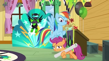 My Little Pony The washouts