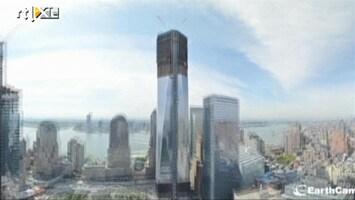 RTL Nieuws Zeven jaar bouwen aan WTC in vogelvlucht