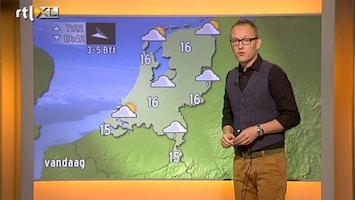 RTL Nieuws Langzaam maar zeker droger en warmer