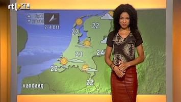 RTL Nieuws Het weer blijft de hele week zomers