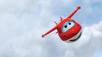 Super Wings Vliegen en vliegeren
