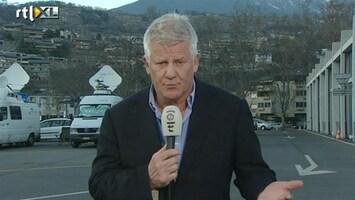 RTL Nieuws Jaap van Deurzen vanuit Zwitserland