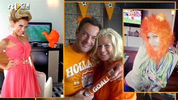 RTL Boulevard BN'ers twitteren over Oranje
