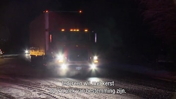 Highway Thru Hell Reading the road