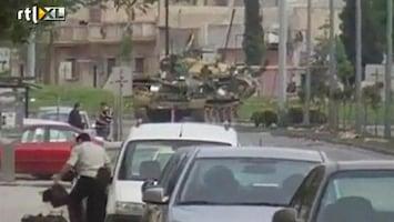 RTL Nieuws Woonwijken Syrië onder vuur