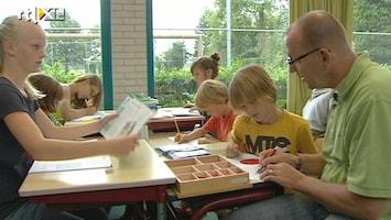 RTL Nieuws Montessori-scholen scoren hoog met cito-toets
