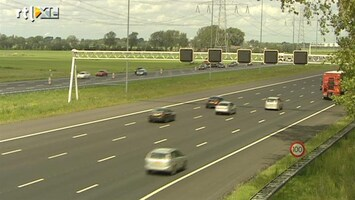 RTL Nieuws Snelheid A2 kan naar 130