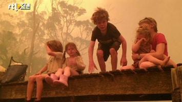 Editie NL Wonderbaarlijke foto's bosbranden Australië