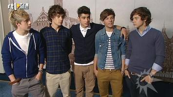 RTL Boulevard Nieuwe boy-band One Direction