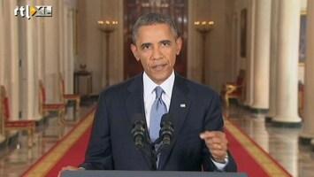 RTL Nieuws Tv-speech Obama: Onze veiligheid is in gevaar