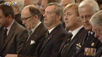 RTL Nieuws Kroonprins neemt waar voor Beatrix