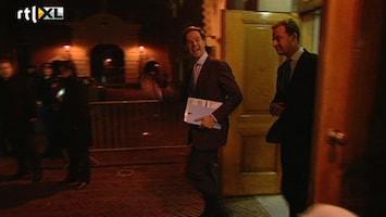 RTL Nieuws Nieuw kabinet voor het eerst bijeen