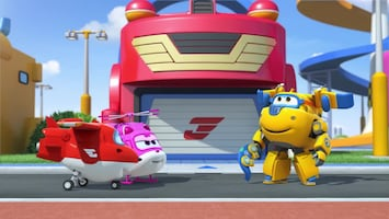 Super Wings Balanceren