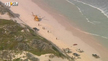 RTL Nieuws Haai doodt Australische surfer