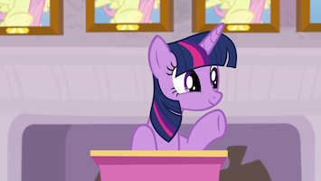 My Little Pony Non-compete clause