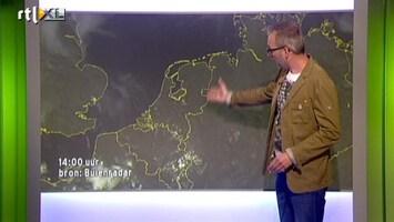RTL Weer Buienradar Update 22 juli 2013 16:00 uur