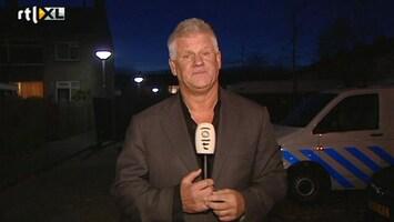 RTL Nieuws 'Mogelijk lijk gevonden in Spijkenisse'