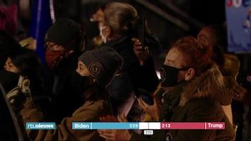 RTL Nieuws Amerika Kiest - 09:00 uur