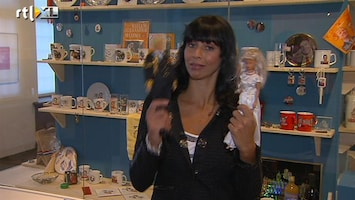 RTL Nieuws Oranjeprullaria tentoongesteld