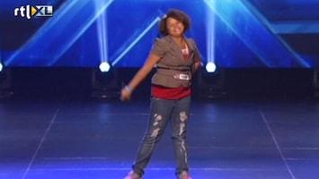 Het Beste Van X Factor Worldwide - Deze Meid Heeft Een Flinke Persoonlijkheid
