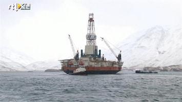 RTL Nieuws Shell mag boringen bij Alaska nog niet hervatten