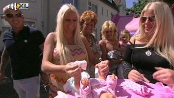 Barbie's Baby - Babyshower Met Bacardi