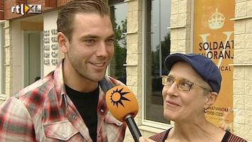 RTL Boulevard Groot feest bij Soldaat van Oranje