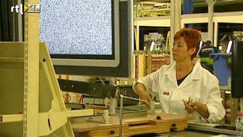 RTL Nieuws Philips stopt met tv's produceren