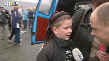 RTL Nieuws 'Deze piraat mag je houden, papa'