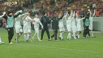 RTL Nieuws Samenvatting Twente-Steaua Boekarest