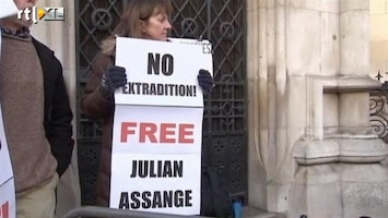 RTL Nieuws Uitlevering Assange dichterbij