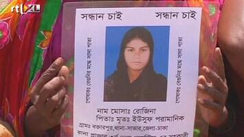 RTL Nieuws Dodental Bangladesh blijft oplopen