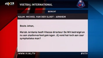 Voetbal International - Afl. 21
