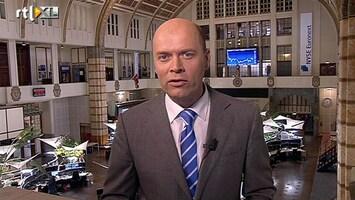 RTL Z Nieuws 17:30 uur Alleen PostNL sluit slechte beursdag af met winst