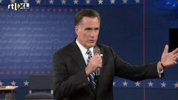 RTL Nieuws Romney: 'Ik geef wel degelijk om alle Amerikanen'