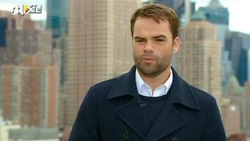RTL Nieuws Politieke spelletjes rond fiscale kloof in de VS