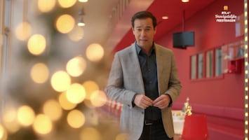 RTL 4's Onvergetelijke Feestdagen Peter van der Vorst helpt zoon zijn vader te bedanken na lange verslaving