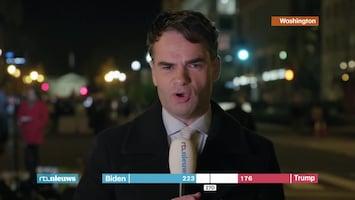RTL Nieuws Amerika Kiest - 07:00 uur