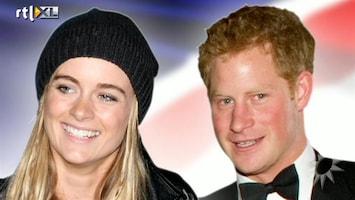 RTL Boulevard Prins Harry verliefd?