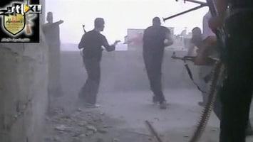 RTL Nieuws Zware gevechten in Damascus