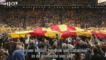 RTL Nieuws Barcelona ligt straks misschien niet meer in Spanje